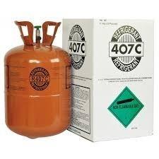 Gas Refrigerante 407 A, B, C, Y Mas Para A/acondicionados