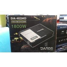 Planta O Amplificador Danom,orion,lanzar, Ma Audio, Sm Audio