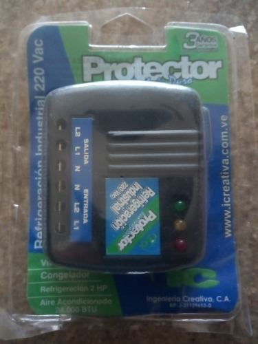 Protector De Voltaje 220v Para Refrigeración