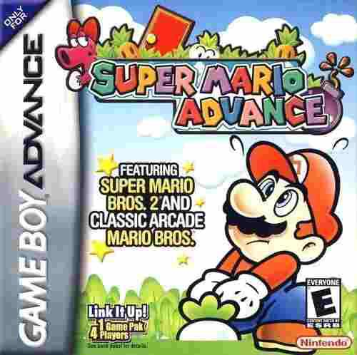 Super Mario Advance Juego De Gameboy Advance