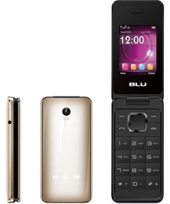 Telefono Blu Flip 2.4