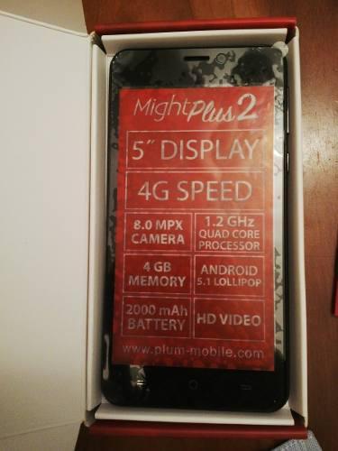 Teléfono Celular Plum Z515 (dañado Para Repuesto)