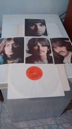 The Beatles - White Album 15 En Vinil.
