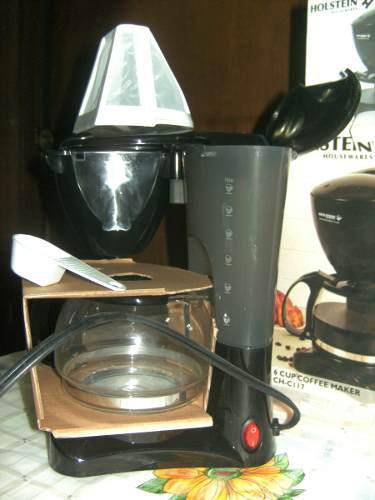 Cafetera Eléctrica Holstein Nueva En Su Caja ¡oferta!