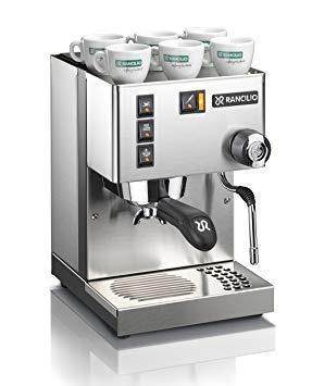 Cafetera Express Rancilio Modelo Silvia