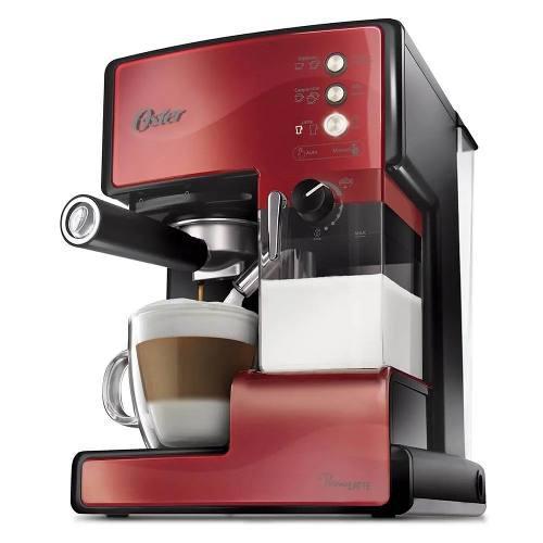 Cafetera Oster Automática Para Espresso, Latte Y Cappuccino