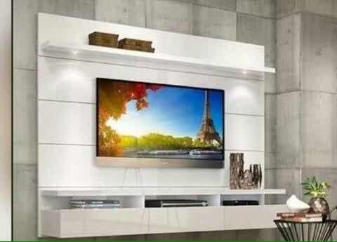 Centro De Entretenimiento Moderno Minimalista Tv En Oferta