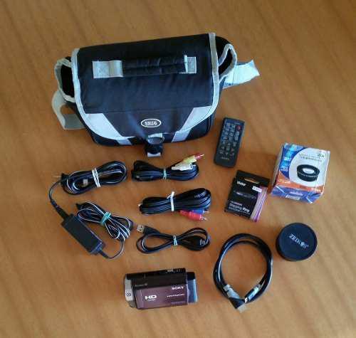 Handycam Sony Full Hd 1080 / Videocámara Hdr-cx350 + Regalo