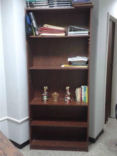 Mueble Estante Biblioteca Multifuncional