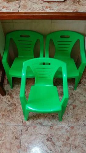 Sillas Plasticas Para Niños Se Venden