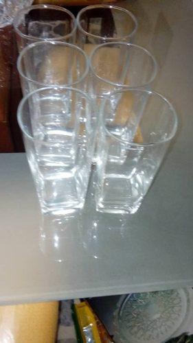 Vasos De Cristal De Bohemia 6 Piezas