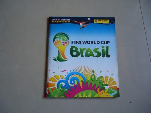 Album Panini Brasil  Lleno
