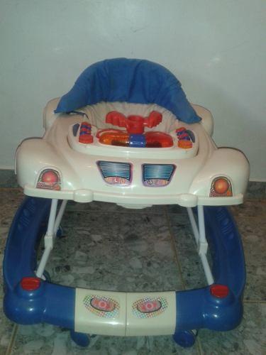 Andadera Para Bebe Doble Funcion Tipo Mecedora