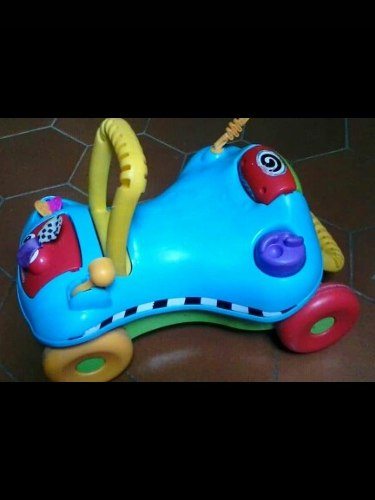 Carrito Andadera Playkool 2 En 1