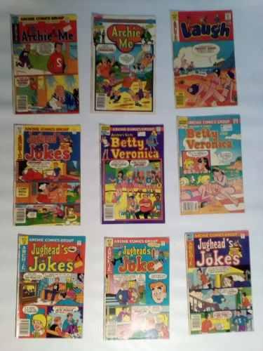 Comic De Archie