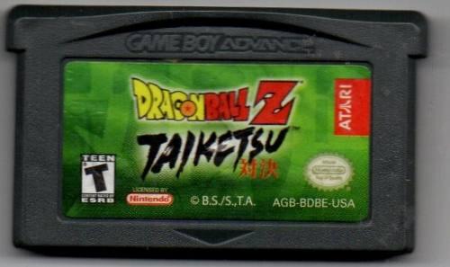 Dragon Ball Z.taiketsu. Game Boy Advance.juego Original Usad