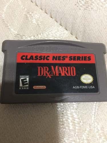 Juego Dr. Mario Para Game Boy Advance