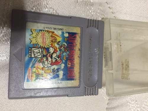 Juego Super Mario Land Para Game Boy Color