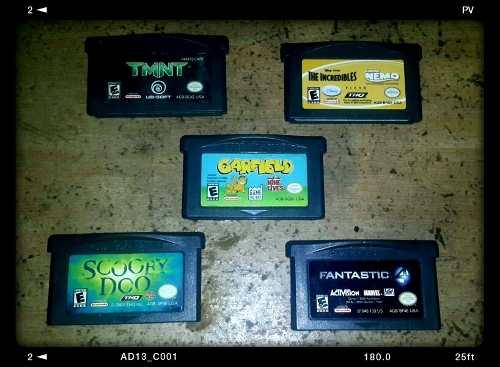 Juegos De Game Boy Nintendo.