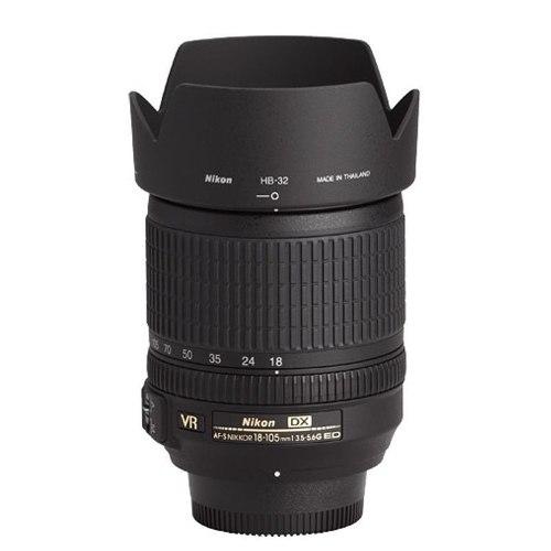 Lente Nikon mm F/g Af-s Dx Nikkor Ed Vr Zoom