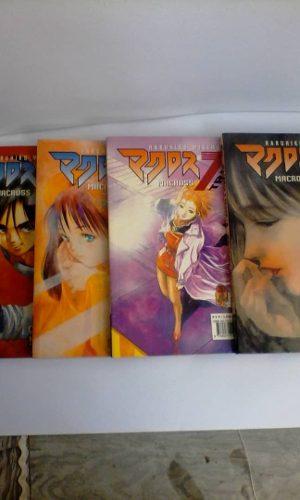 Manga - La Saga De Macross 7 - Idioma Español
