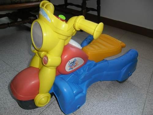Moto Andadera 65$ Playskool 2 En 1