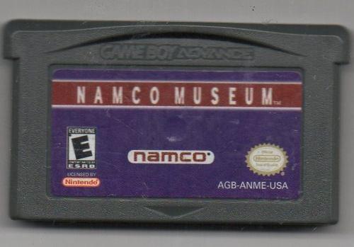 Nanco Museum. Game Boy Advance.juego Original Usado A4
