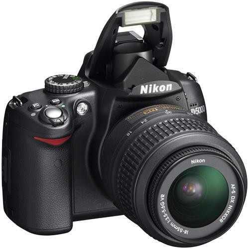Nikon Cámara Profesional Modelo D