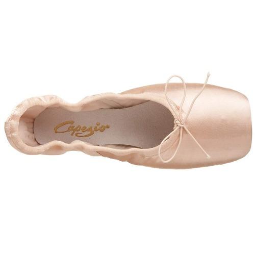 Zapatillas De Punta Capezio Ballet Original Talla