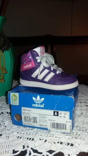Zapatos adidas Originales De Niña, Talla 21