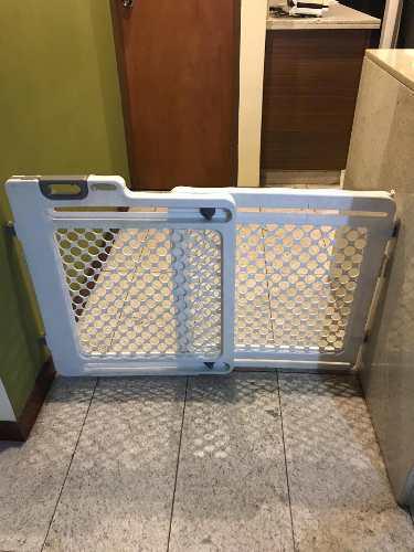 Baranda O Puerta De Seguridad Para Niños O Mascotas