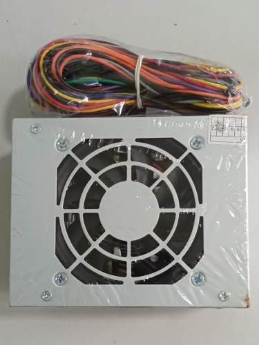 Fuente De Poder Micro Atx 650w Para Case Pequeño