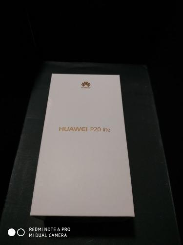 Huawei P20 Lite Nuevo Y Sellado Telefono Celular