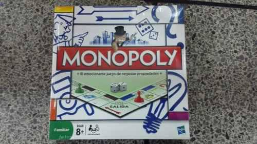 Juego De Mesa Monopoly Original