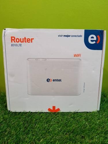 Modem Router Huawei B310s-518 Nuevos Somos Tienda Física