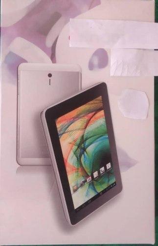 Tableta 7 Teléfono Usada En Perfectas Condiciones No Cambio
