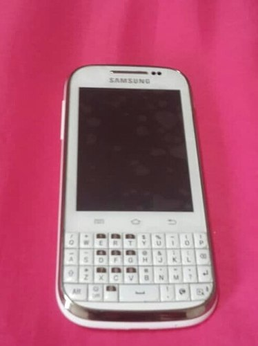 Telefono Android Samsung Galaxy Chat B Para Reparar.