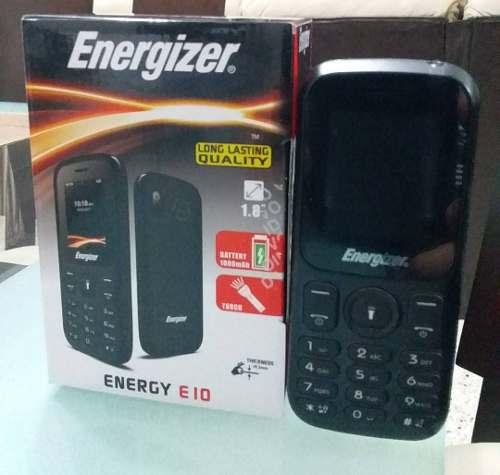 Telefono Celular Basico Energizer E10 Liberado Dual Sim