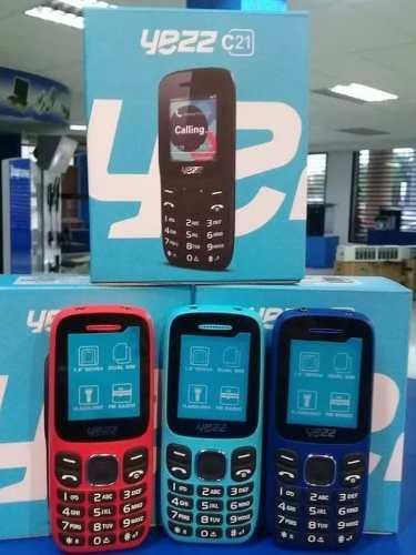 Telefono Celular Basico Yezz C21 Dual Sim