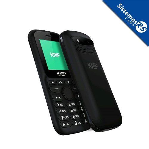 Telefono Celular Doble Sim Liberado Radio Camara Linterna