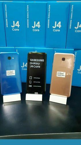 Teléfono Celular Samsung Galaxy J4 Core Somos Tienda Fisica