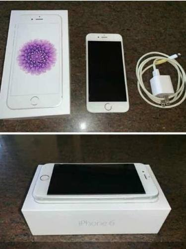 Teléfono iPhone 6 De 16 Gb Desbloqueado 100% Original
