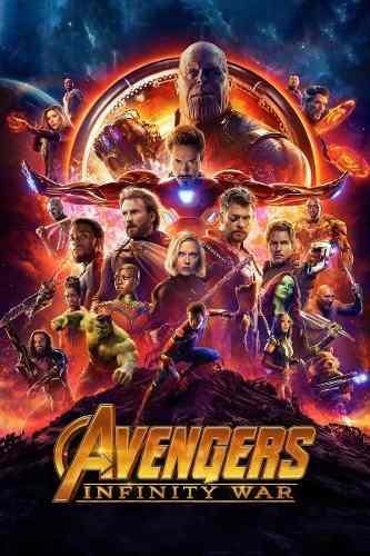 Avengers Infinity War Película Completa En Esp/sub Full Hd
