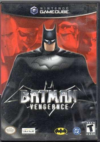 Batman Vengeance. Gamecube Juego Original Usado A4