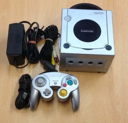 Consola Nintendo Gamecube Gris