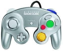 Control Gamecube En Perfecta Condiciones Original Economico.