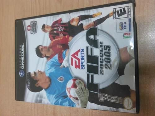 Fifa Soccer , Juego De Nintendo Game Cube