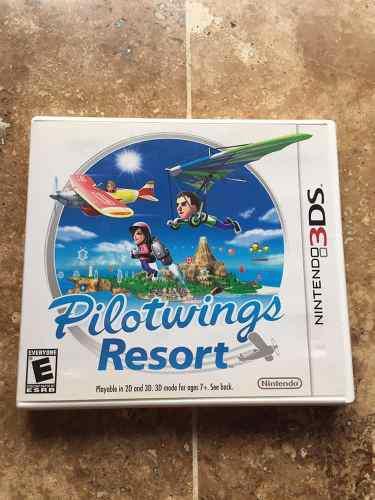 Juego De 3ds Pilotwings Resort