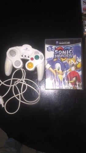 Juegos Y Control Game Cube