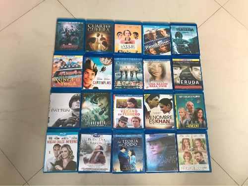 Películas Bluray Originales